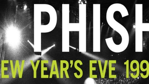 Watch one of the best hours in Phish history from a newly surfaced angle as  Page Side footage of the band's New Year's '95 show is here.