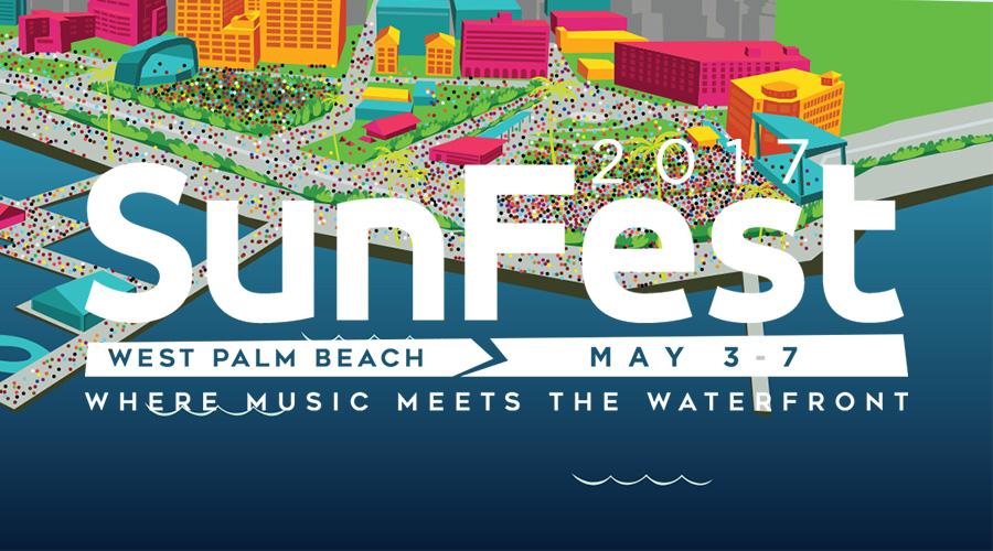 Uptown Art Calendar West Palm Beach : Sunfest may west palm beach fl