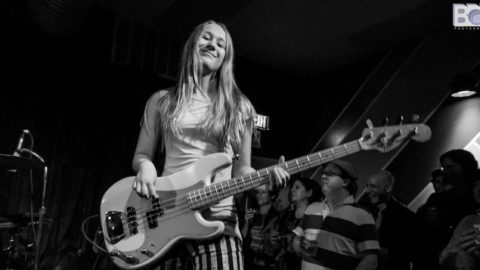 Rocking Rykman: An Interview With Marco Benevento Bassist Karina Rykman