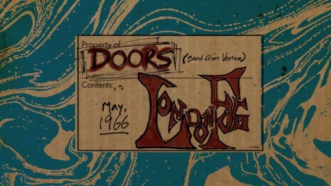 Earliest the doors live recording to be officially released utter the doors london fog crop fandeluxe Image collections
