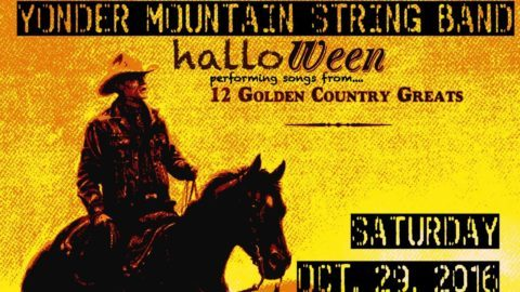 Yonder Mountain String Band Reveals Ween Halloween Theme - Utter Buzz! 5cb595815382