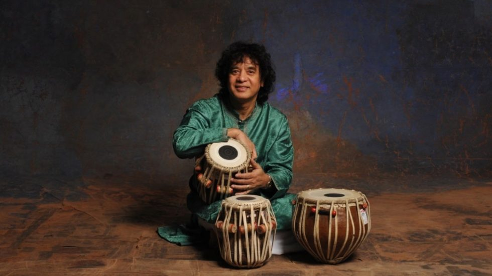 Zakir Hussain and Berklee Indian Ensemble