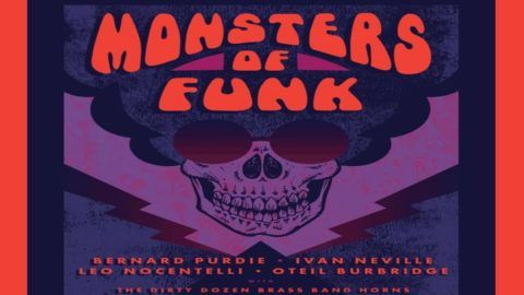 Monsters Of Funk Supergroup Plays New Orleans Full Set Audio