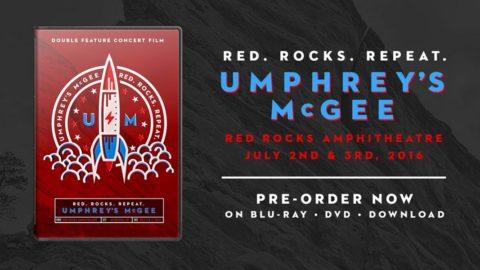 12fca46c77fc Umphrey s McGee Announces  Red. Rocks. Repeat.  Video Set - Utter Buzz!