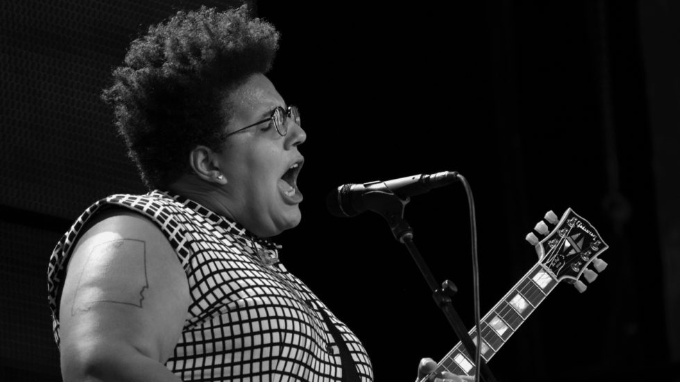 Brittany Howard and MonoNeon