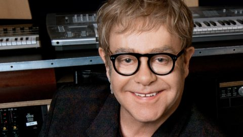 Elton John Performs Again On 'The Late Show With Stephen Colbert'