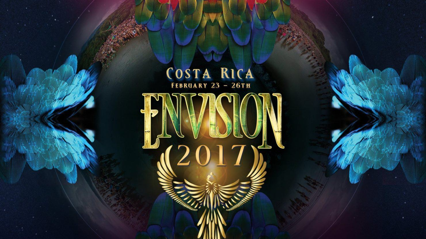 Envision Festival Costa Rica Announces 2017 First Phase Lineup Inbrew Net