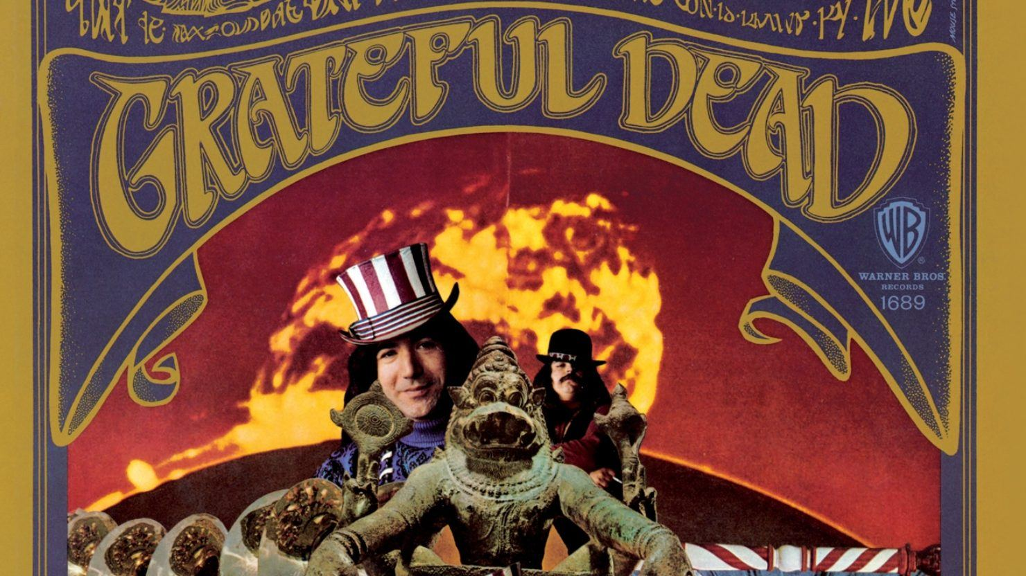 The Grateful Dead To Issue 50th Anniversary Edition Of
