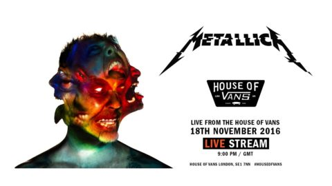 523f641c5f Metallica Announces Livestream   Shares Pro-Shot Video From Colombia ...