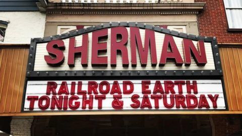 Full show audio: railroad earth welcomes neal casal in stroudsburg