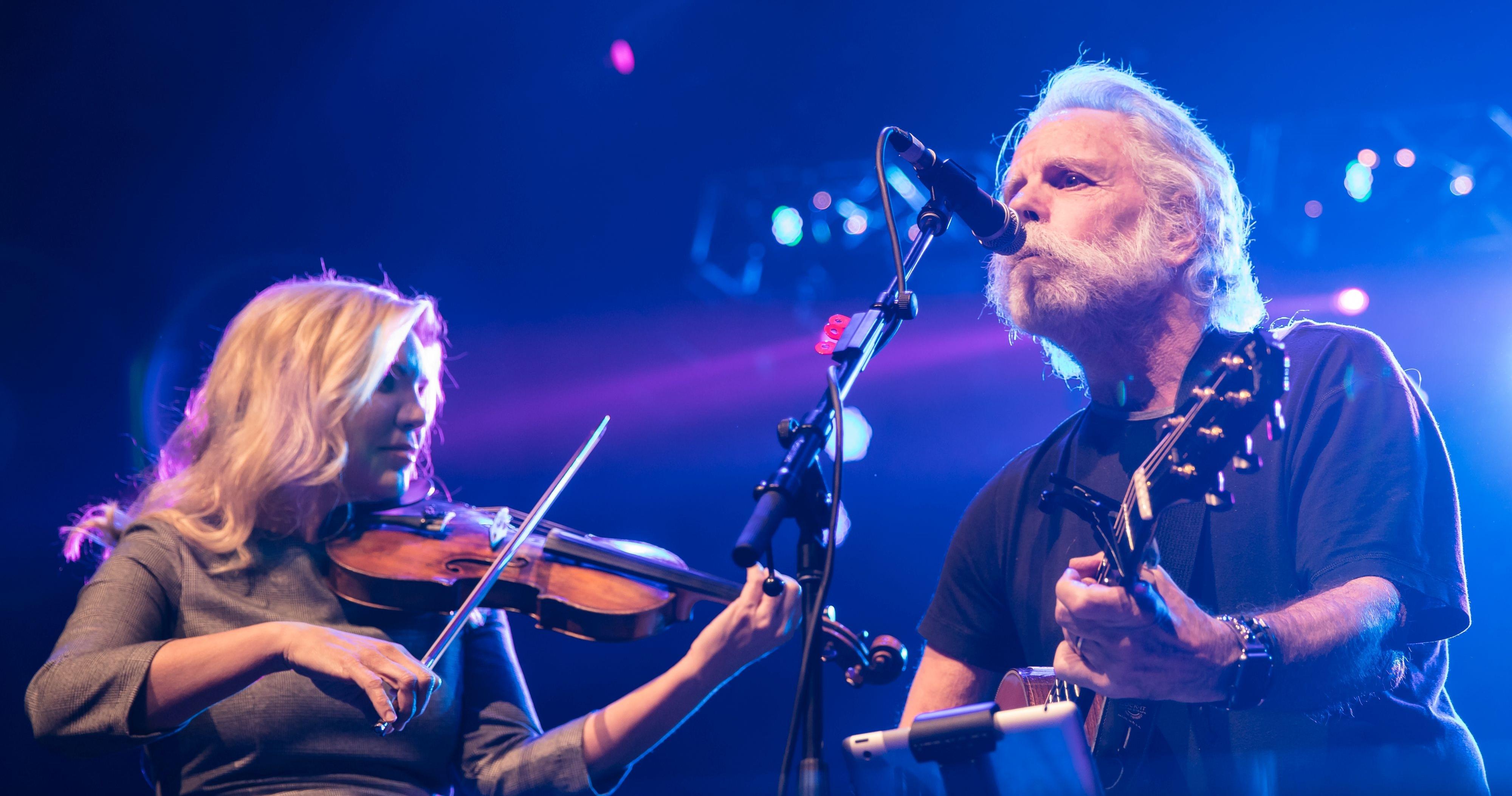 Full Show Audio & Video: Bob Weir & Friends At Christmas Jam 2016