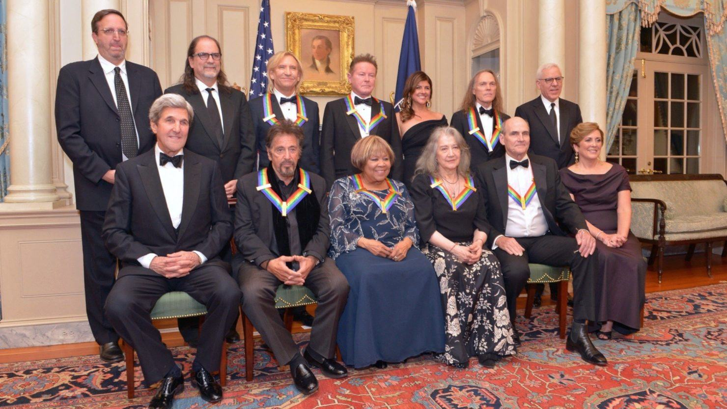 Brothers Auto Sales >> Mavis Staples, Eagles & James Taylor Receive Kennedy Center Honors
