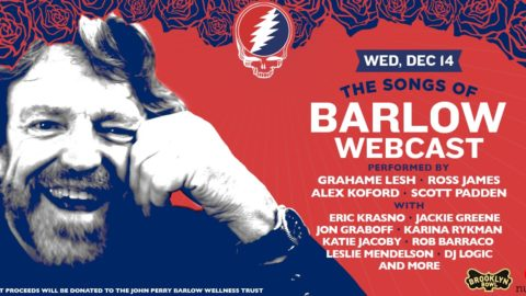 All star tribute to john perry barlow to be webcast live from all star tribute to john perry barlow to be webcast live from brooklyn bowl fandeluxe Image collections