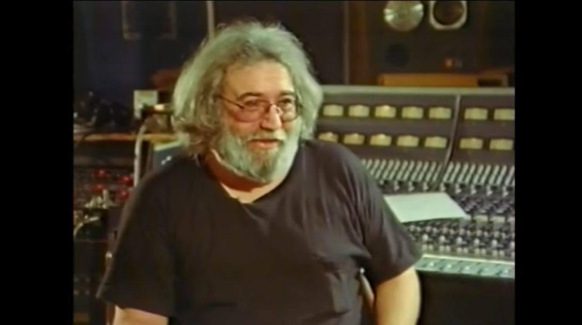 Jerry Garcia Touch Documentary Screenshot