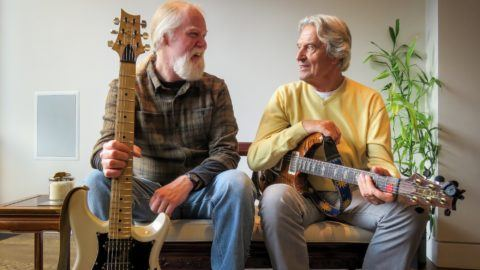 John Mclaughlin Jimmy Herring Announce The Meeting Of The Spirits