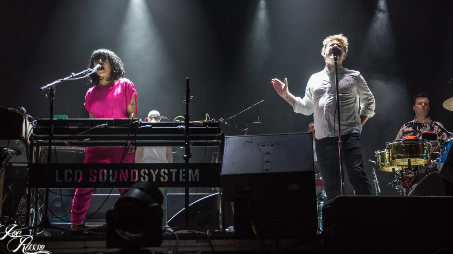 Lcd soundsystem tour dates in Australia