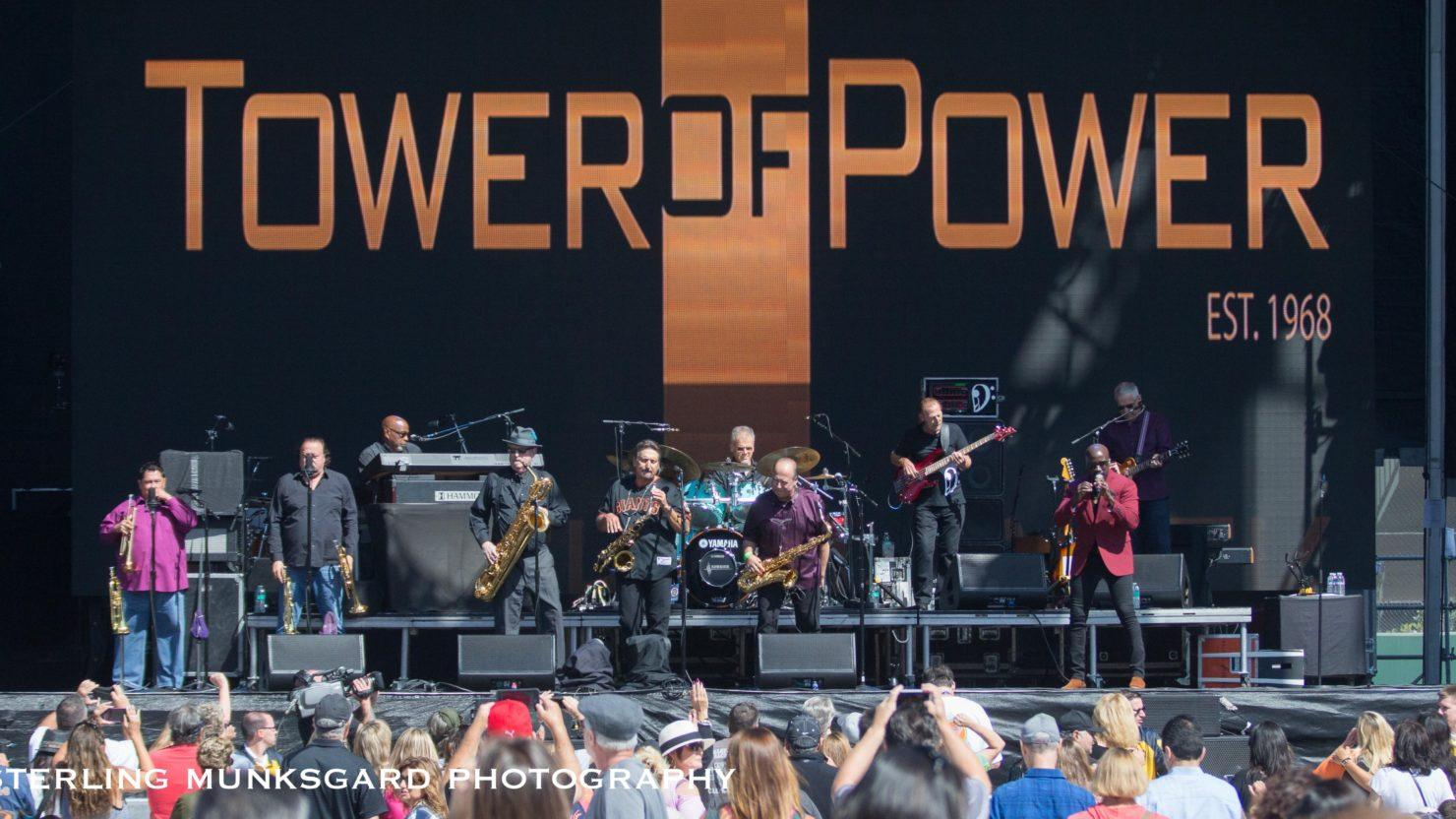 Tower Of Power - Oakland Stroke / Time Will Tell