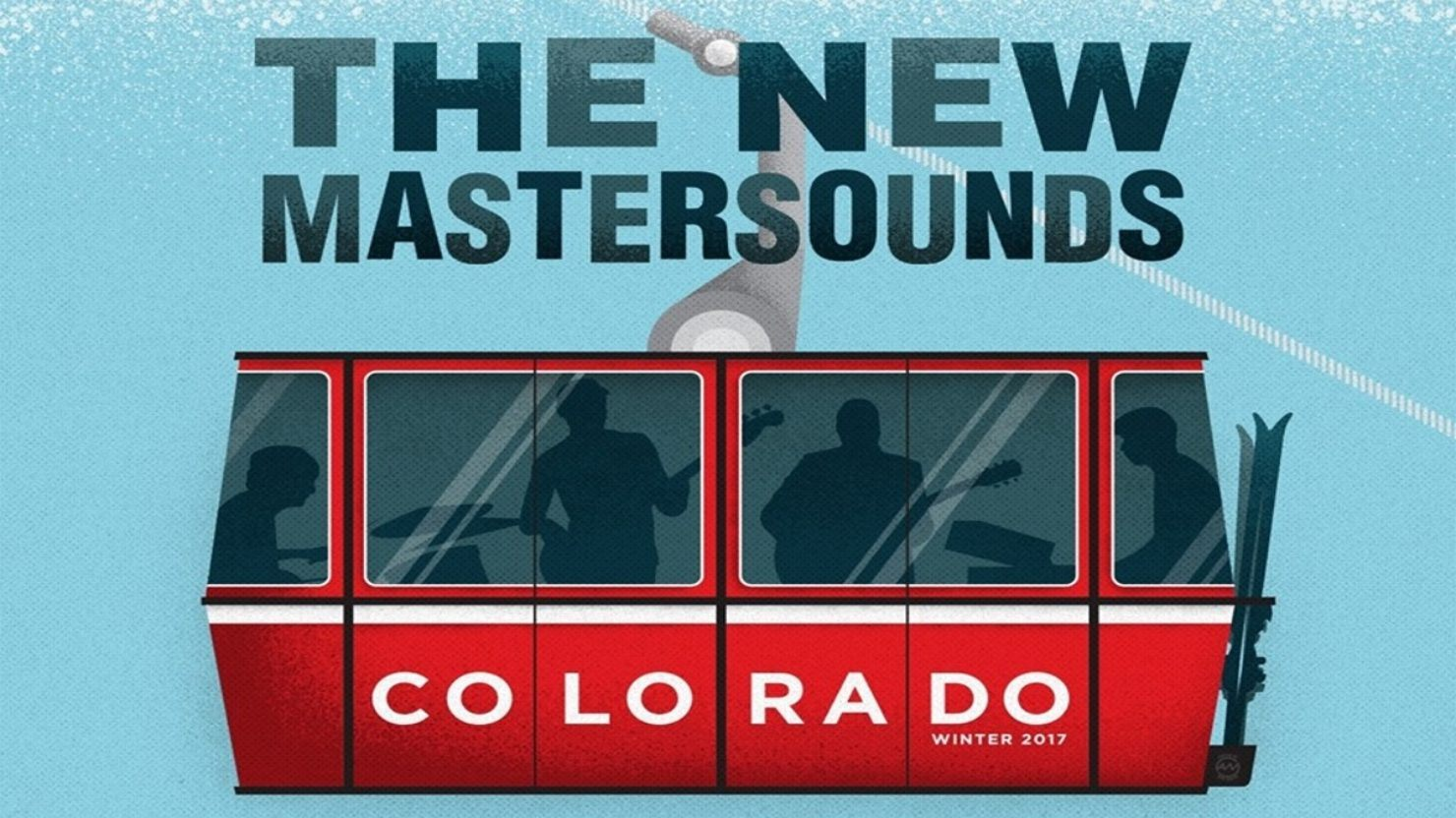 The New Mastersounds Announce Colorado Run