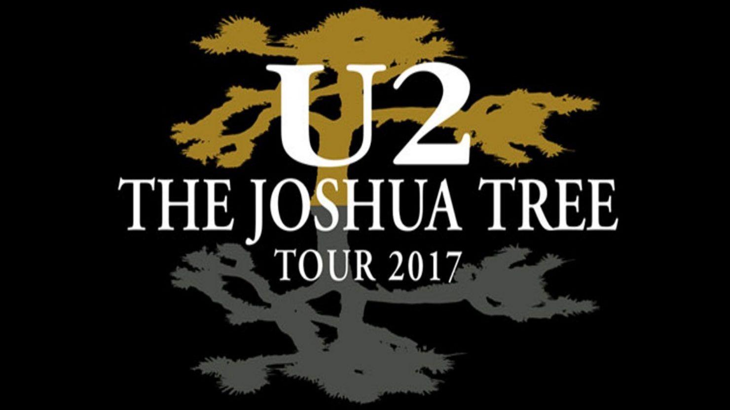 U2 Announces    ...U2 Tour 2017