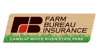 Farm Bureau Insurance Lawn at White River State Park