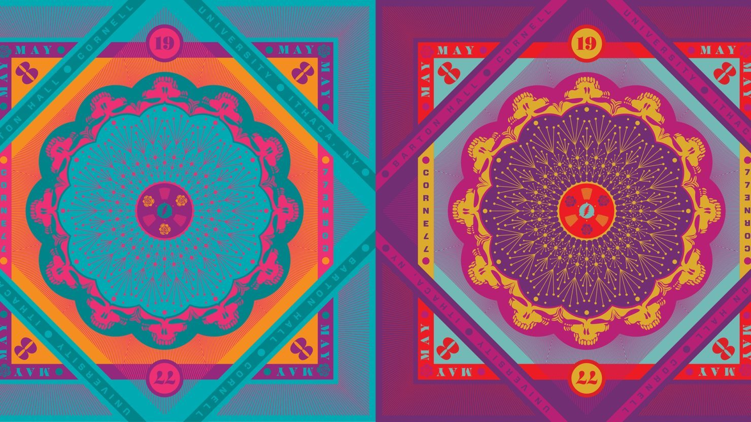 Grateful Dead To Release Legendary Cornell 1977 Show And