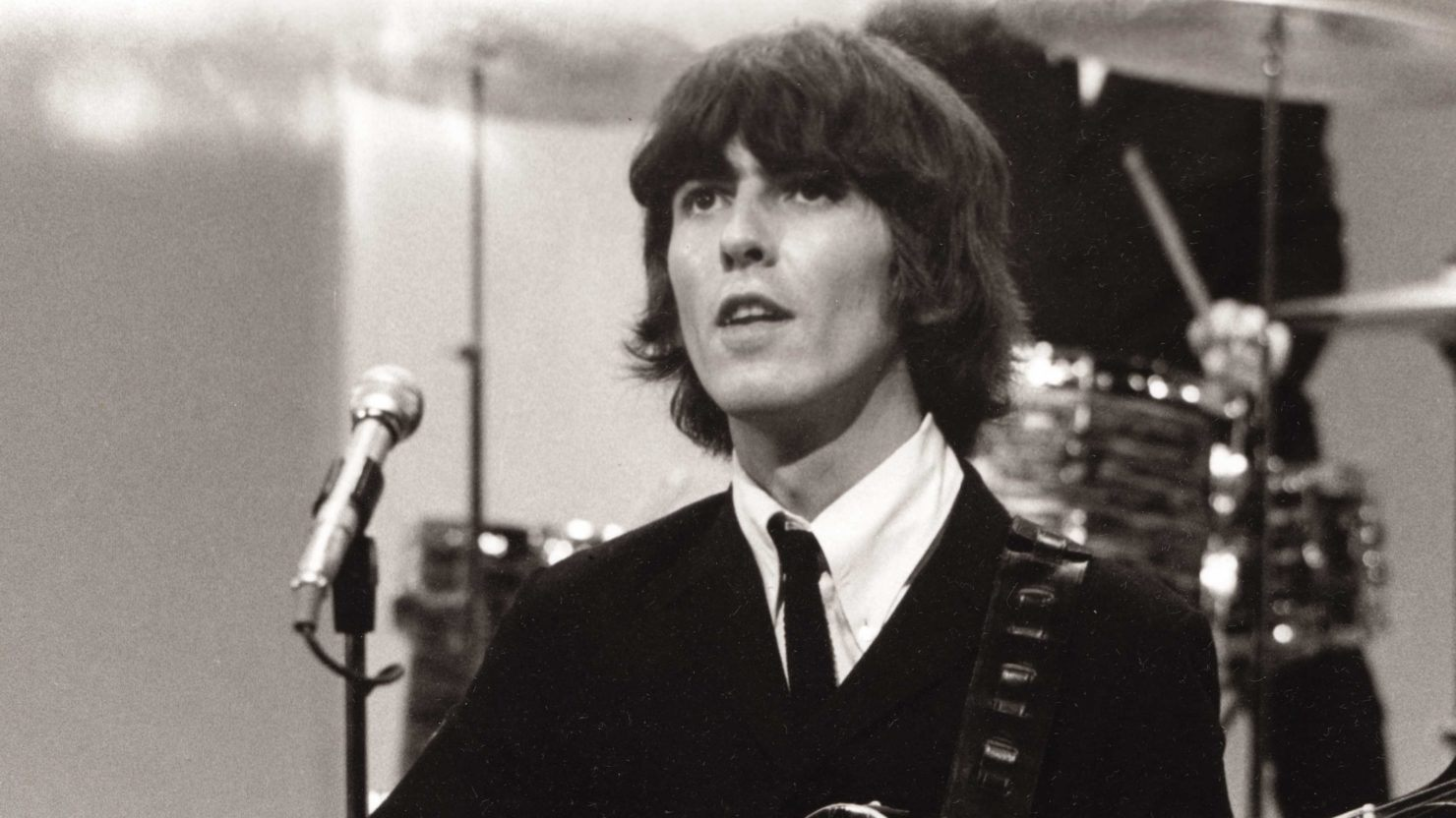 Happy birthday george harrison performing live spotify for The harrison