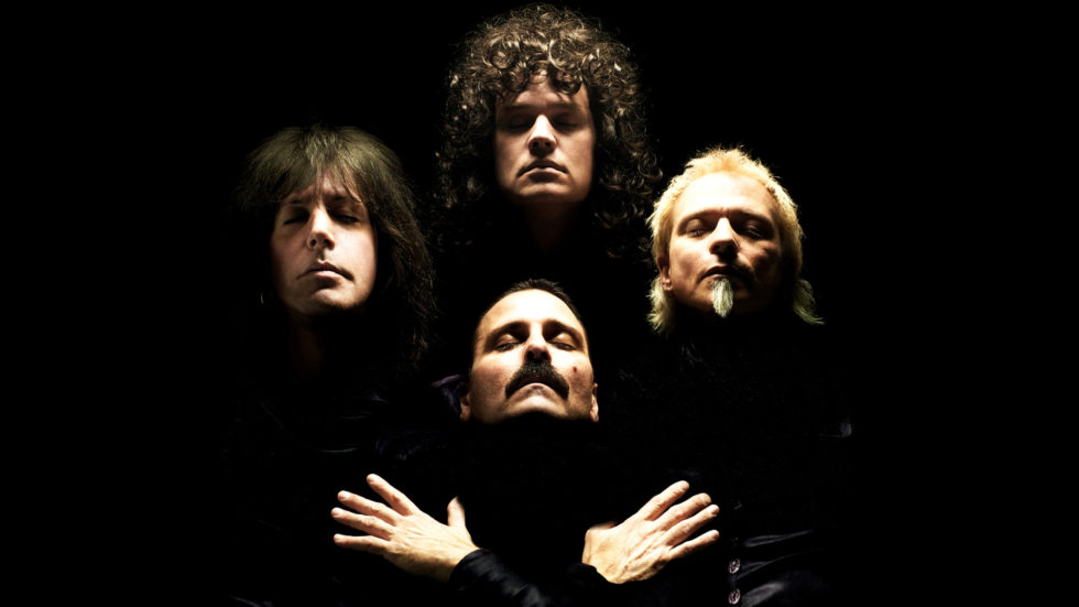 Almost Queen and Black Dog – Led Zeppelin Tribute