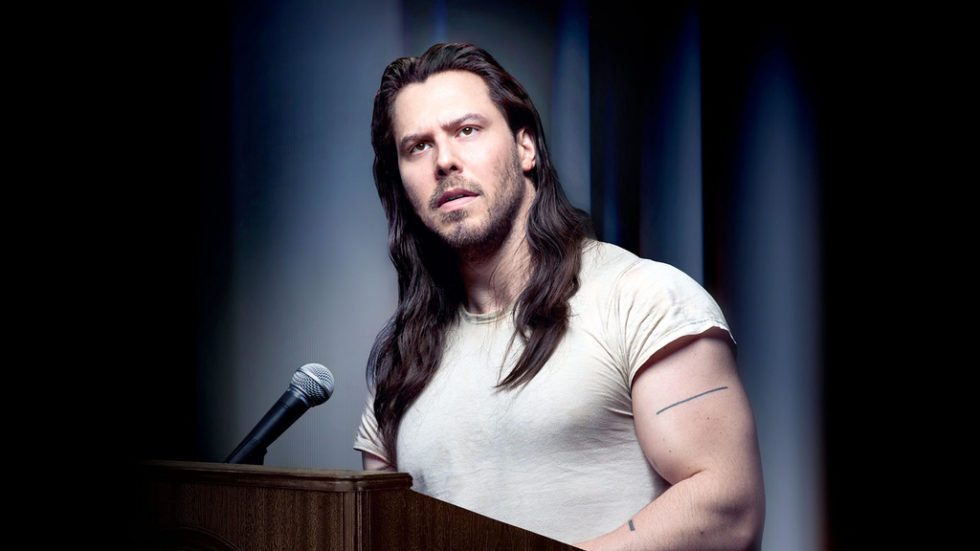 Andrew W.K. and The Band Ice Cream