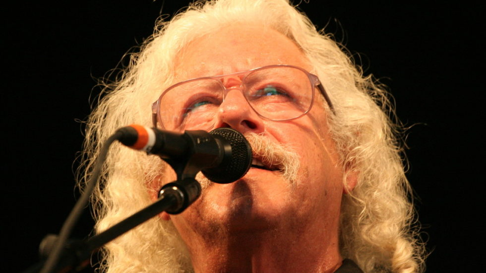 Arlo Guthrie and Sarah Lee Guthrie