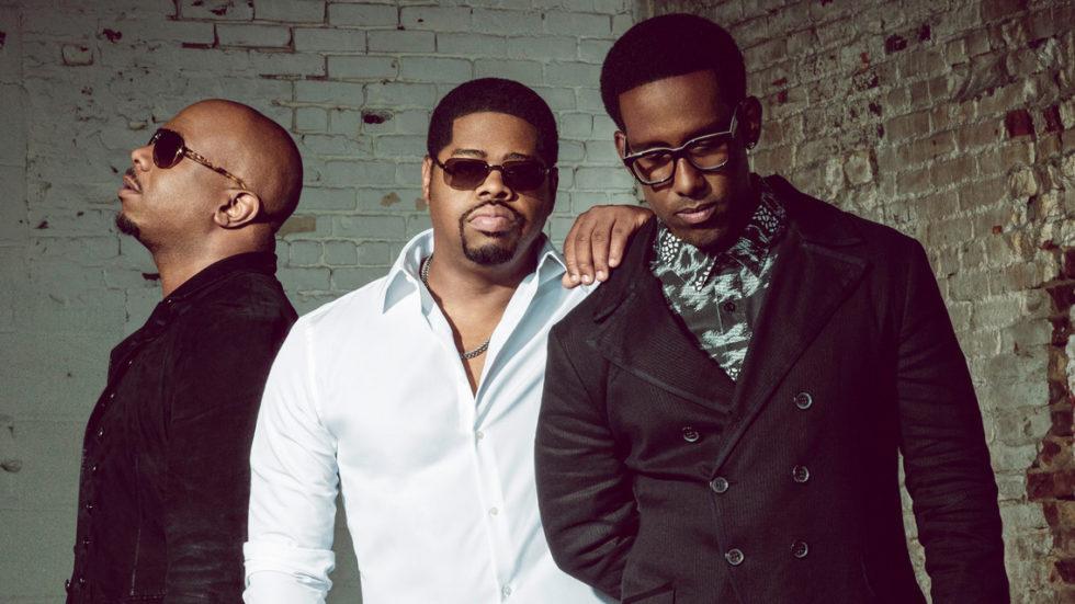 Boyz II Men and The Soul Rebels