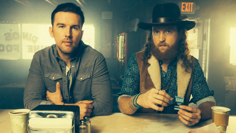 Brothers Osborne and Ruston Kelly