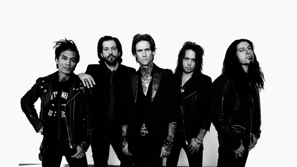 Buckcherry and Blacktop Mojo