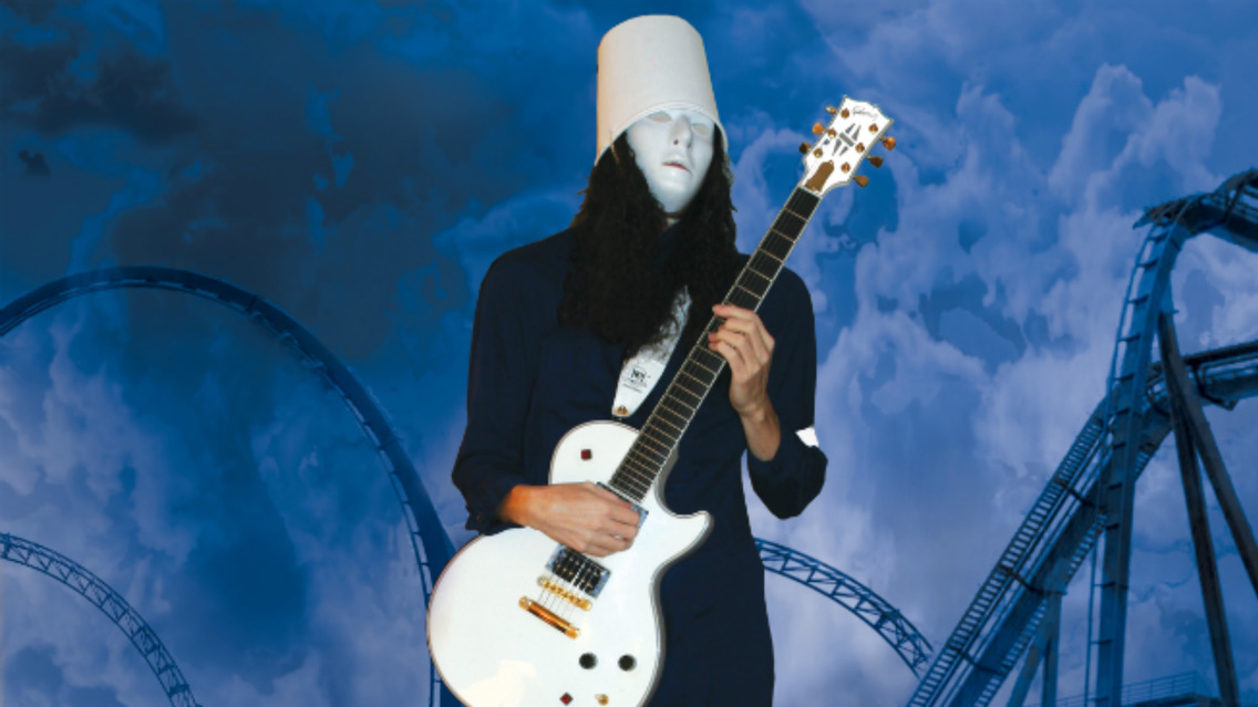 d53c679acff3d Buckethead Announces March   April 2018 Tour Dates
