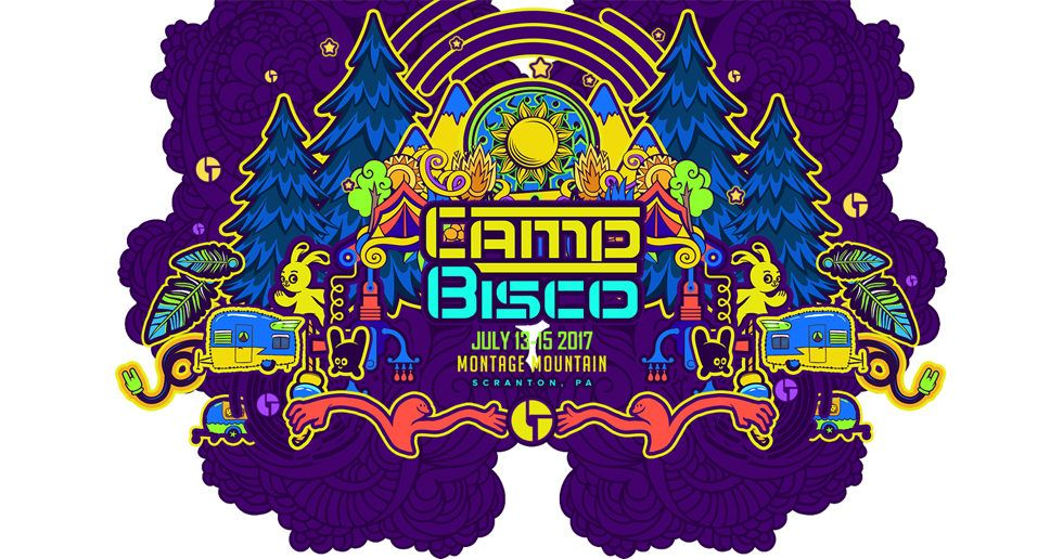 Camp bisco jul 13 15 2017 scranton pa for Pa fish for free days 2017