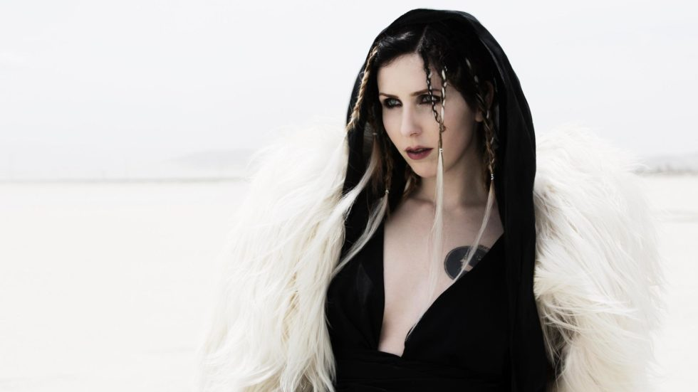 Chelsea Wolfe and Ionna Gika
