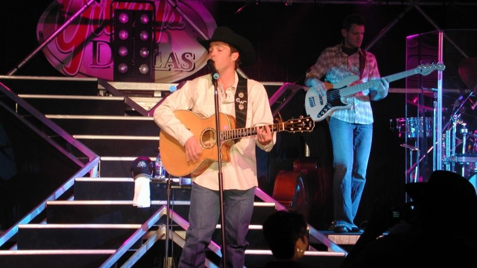 Clay Walker and Tracy Lawrence