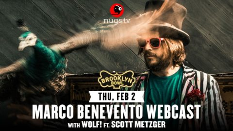 Marco benevento brooklyn bowl show to be webcast utter buzz thursday nights marco benevento show including support from wolf featuring scott metzger will be webcast live from new york city fandeluxe Images