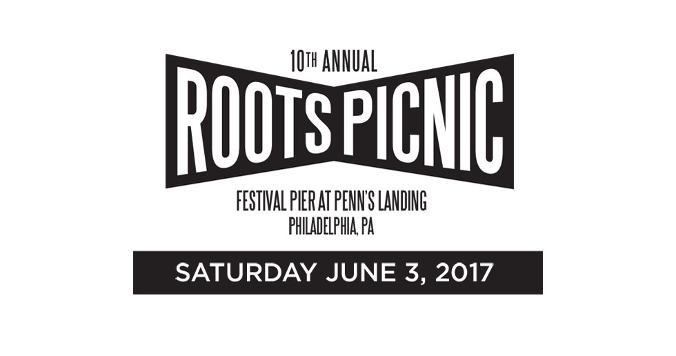 The roots picnic jun 3 2017 philadelphia pa for Pa fish for free days 2017