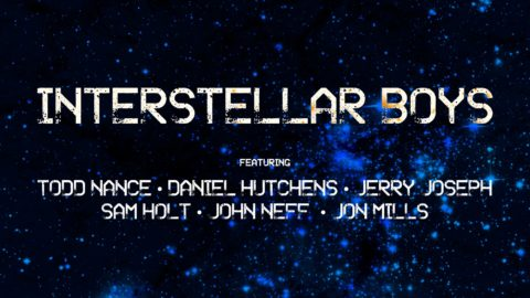 Interstellar boys announce summer tour utter buzz six longtime musical friends with relationships dating back decades have formed a band called interstellar boys fandeluxe Choice Image