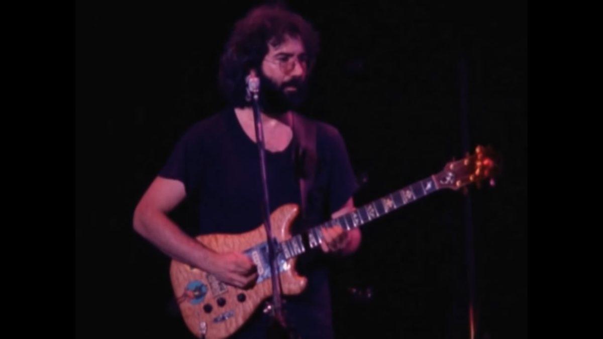 Jerry Grateful Dead Winterland 1974 Screengrab Crop