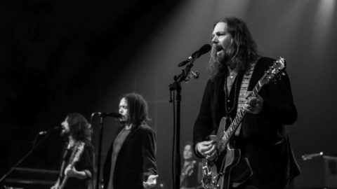 The Magpie Salute Featuring Members Of The Black Crowes Announces 2017  Summer Tour