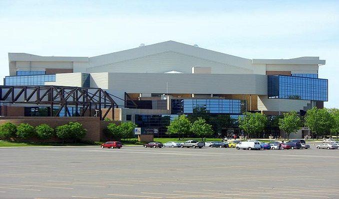 Bildresultat för Allen County War Memorial Coliseum