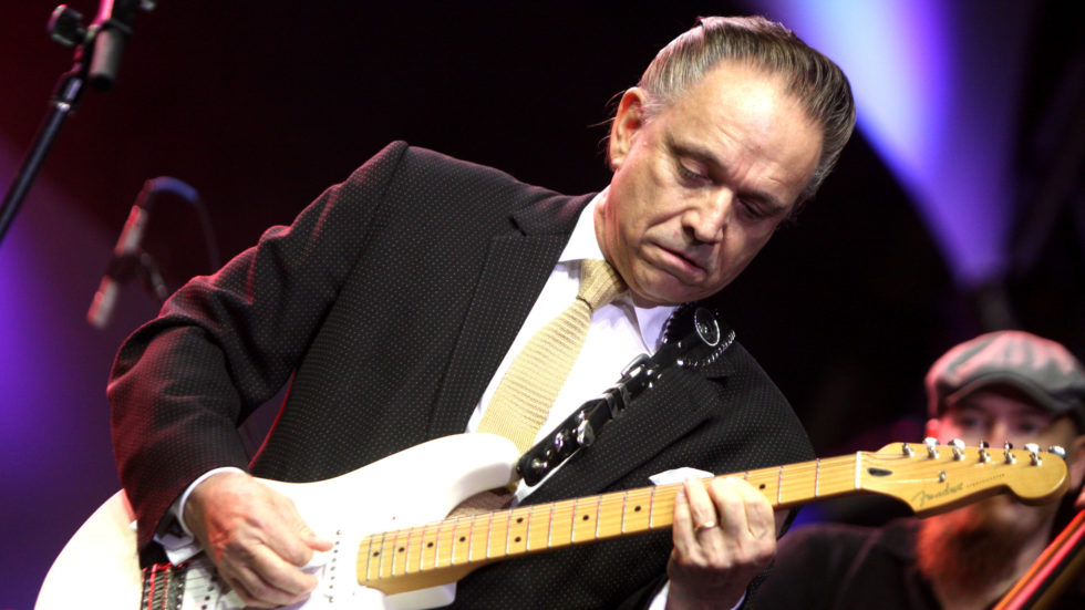 Jimmie Vaughan and Jeff Fetterman