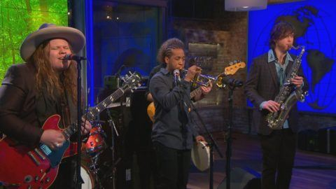 The Marcus King Band To Appear On Cbs Saturday Sessions Utter Buzz