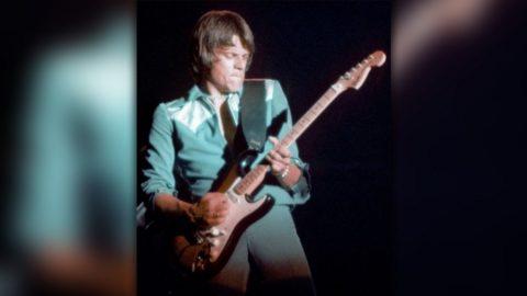 J. Geils Band Guitarist J. Geils 1946 – 2017