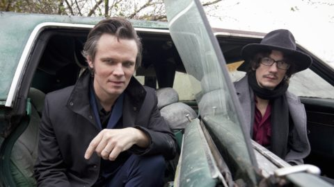 North Mississippi Allstars 2017 Press Crop
