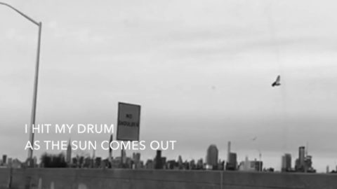 Woods Share Hit That Drum Lyric Video Utter Buzz