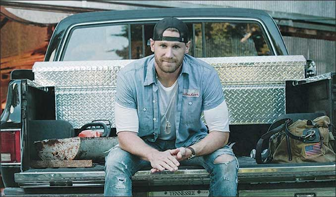 Chase Rice and Riley Green