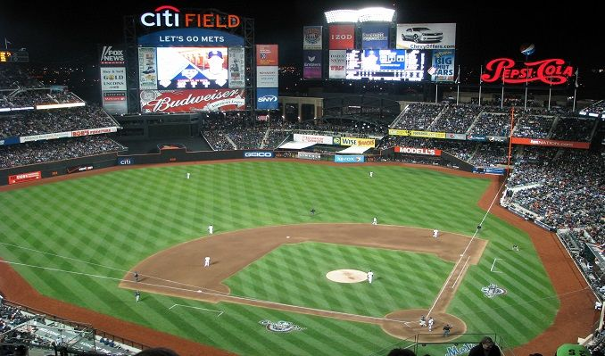 Citifield Seating Chart