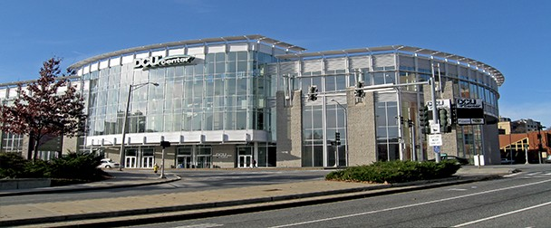 DCU Center in Worcester, MA - Concerts, Tickets, Map, Directions on